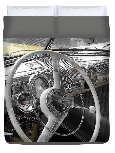 Duvet Cover featuring the photograph Classic by Allen Beilschmidt