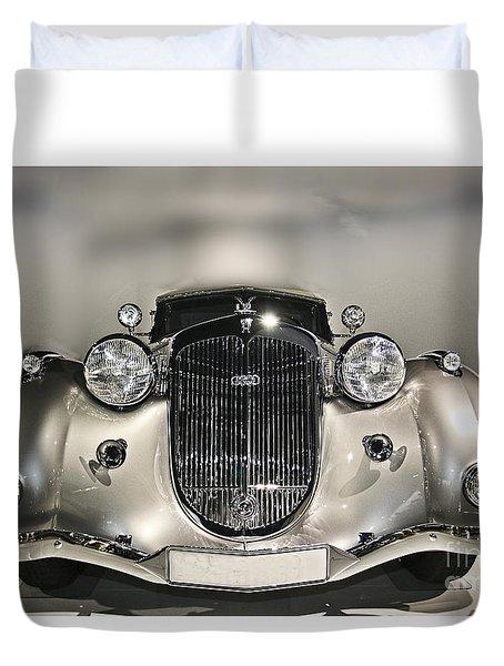 Classic Car 2 Duvet Cover