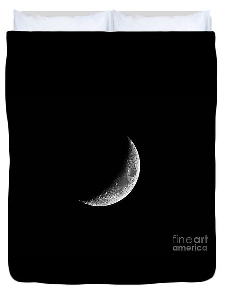 Classic Crescent Cropped Duvet Cover by Al Powell Photography USA