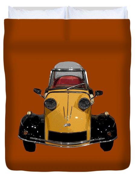 Classic M Motor Art Duvet Cover