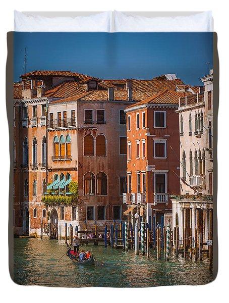 Classic Venice Duvet Cover