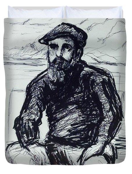 Claude Monet Duvet Cover