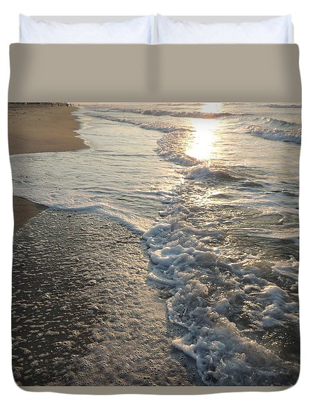 Cleansing Waters Duvet Cover