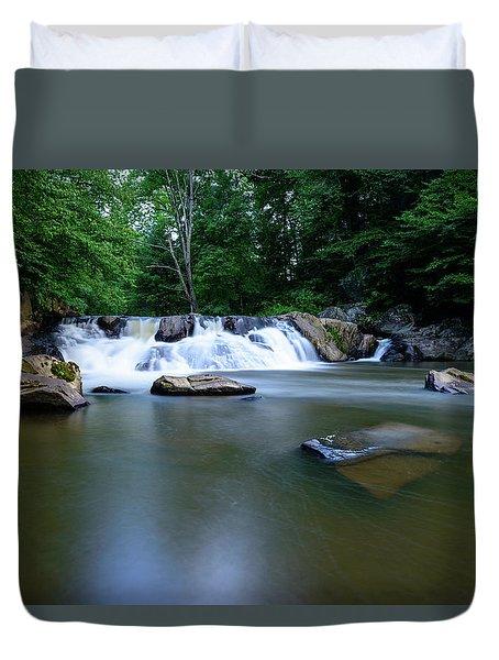 Clear Creek Duvet Cover
