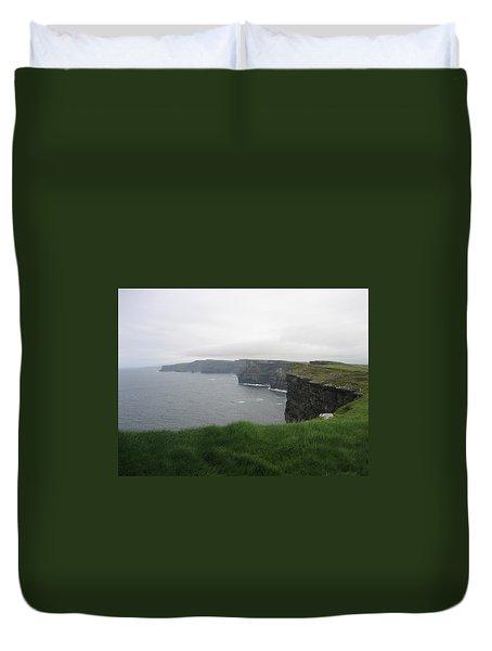 Cliffs Of Moher 1 Duvet Cover