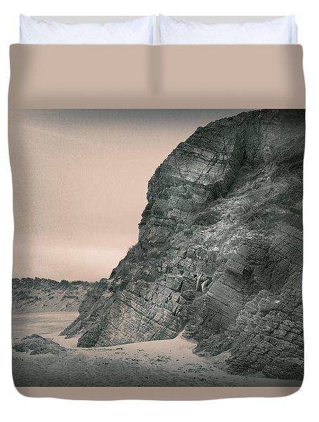 Climbing Duvet Cover
