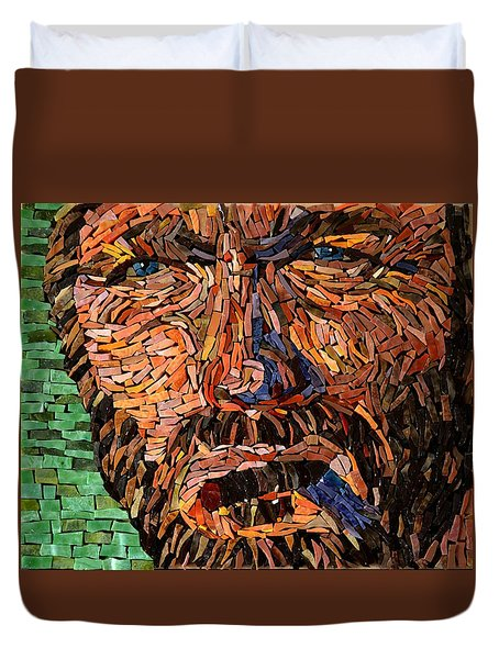 Clint Duvet Cover