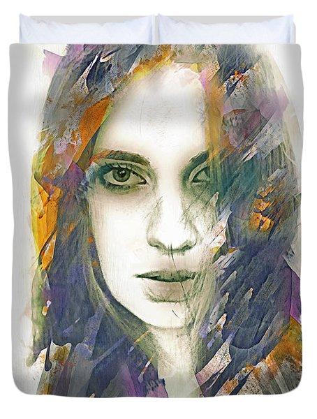 Cloak Duvet Cover