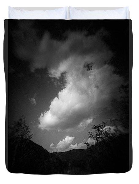 Cloud #2186 Duvet Cover