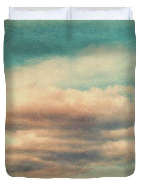 Cloud 4 Duvet Cover