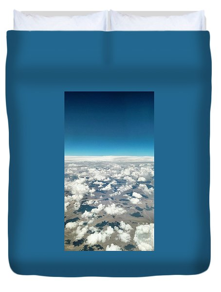 Cloud #9 Duvet Cover