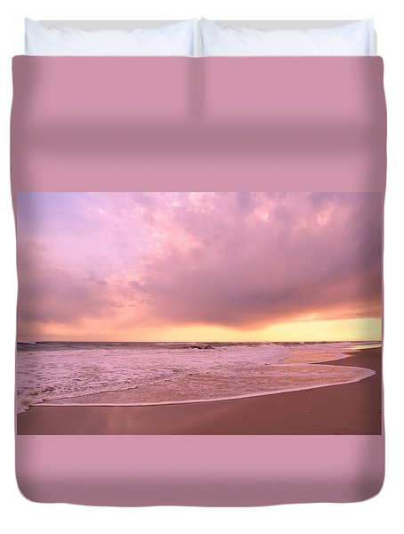 Cloud And Water Duvet Cover