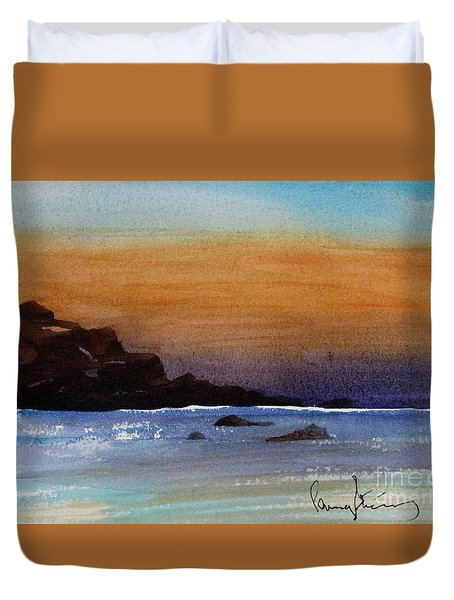 Cloud Bank Duvet Cover