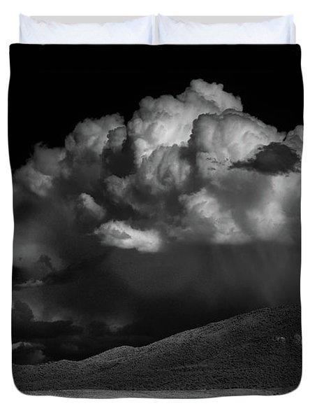 Cloud Burst Duvet Cover