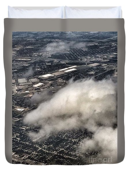 Cloud Dragon Duvet Cover