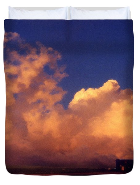 Cloud Farm Duvet Cover