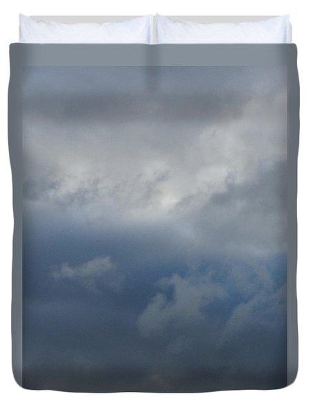 Cloud Formation 21 Duvet Cover