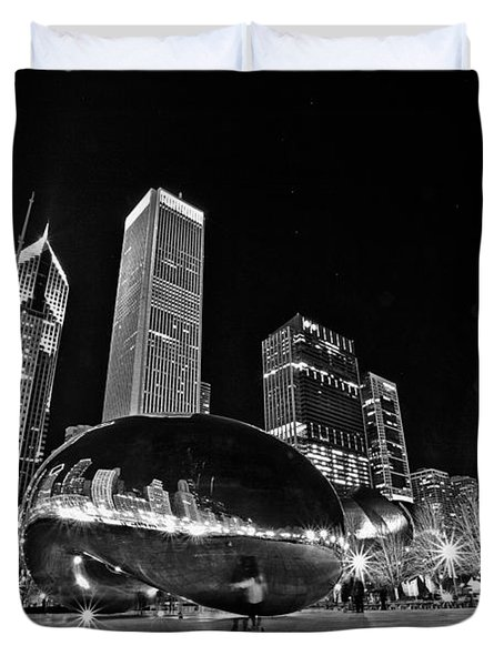 Cloud Gate Duvet Cover