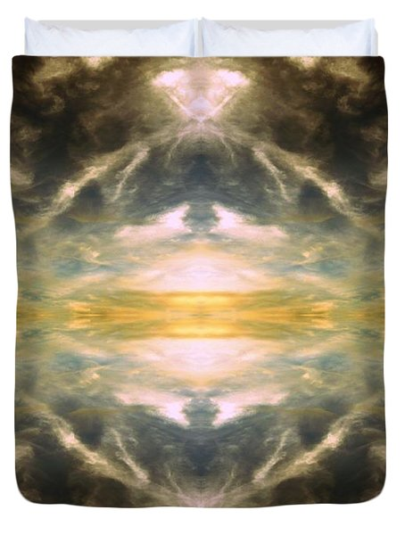 Cloud No.3 Duvet Cover