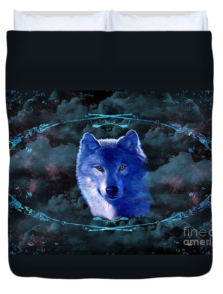 Clouded Dreams Duvet Cover