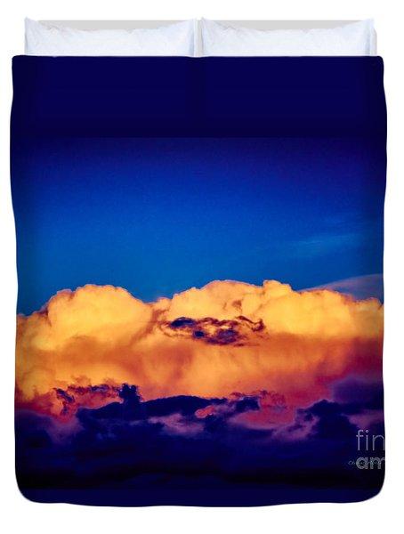 Clouds Vi Duvet Cover