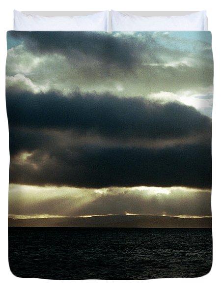 Cloudscape Duvet Cover