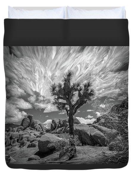 Cloudscapes 3 Duvet Cover