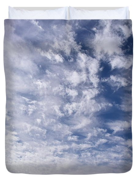 Cloudy Duvet Cover