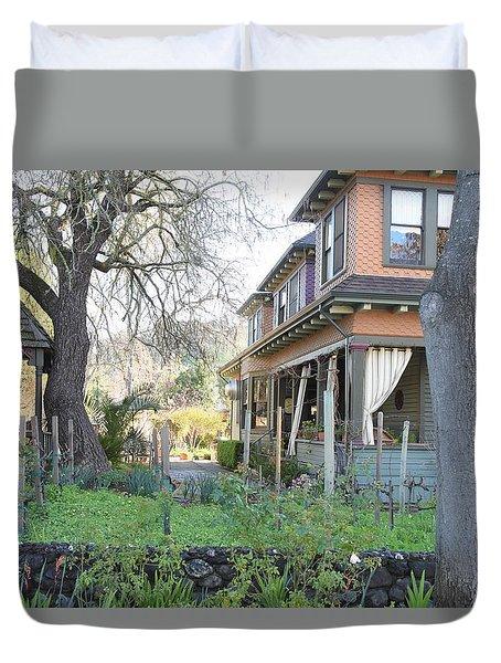 Cloverdale Casa Duvet Cover