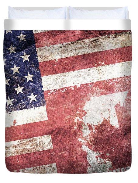 Co-patriots  Duvet Cover