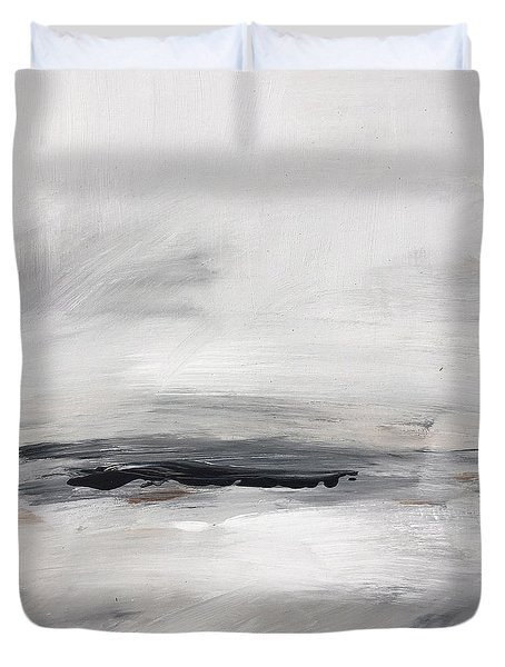 Coast #12 Duvet Cover