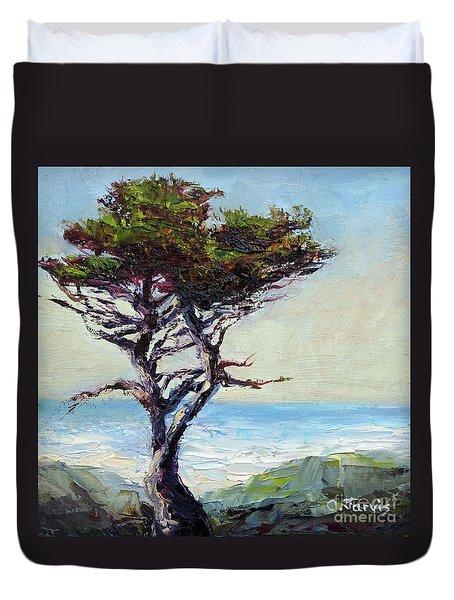 Coast Cypress Duvet Cover