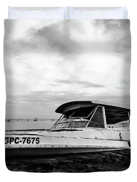 Coast Guardin  Duvet Cover