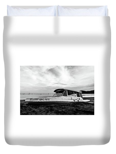 Coast Guardin  Duvet Cover