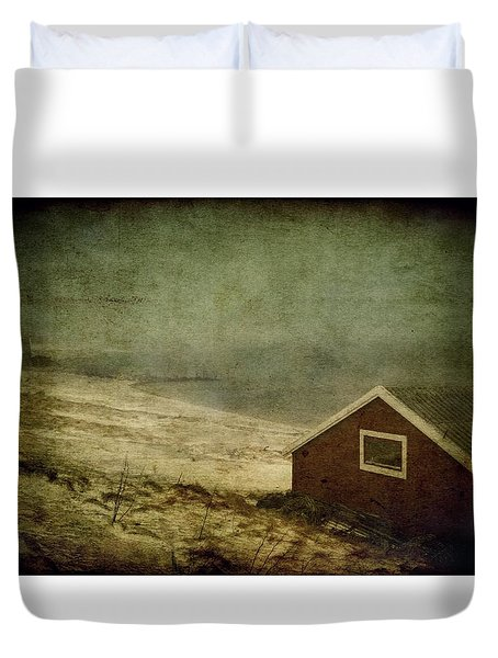 Coast Of Norway Duvet Cover