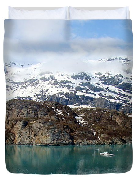 Coastal Beauty Of Alaska 5 Duvet Cover