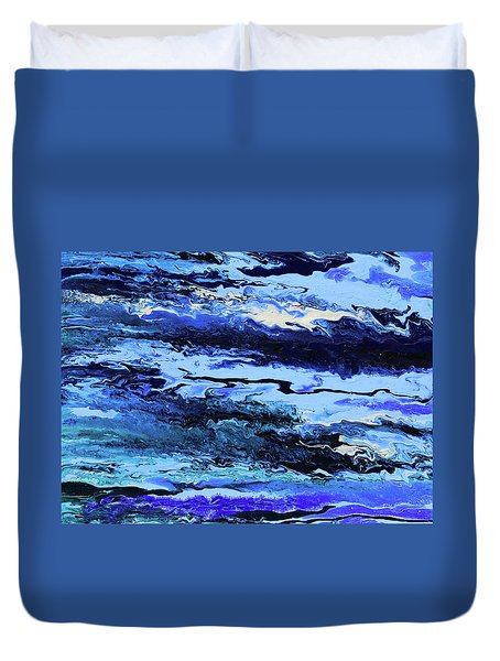 Coastal Breeze Duvet Cover