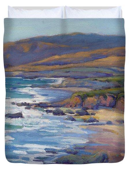 Coastal Cruising 8  Duvet Cover