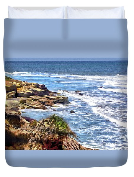 Coastal Dream Duvet Cover