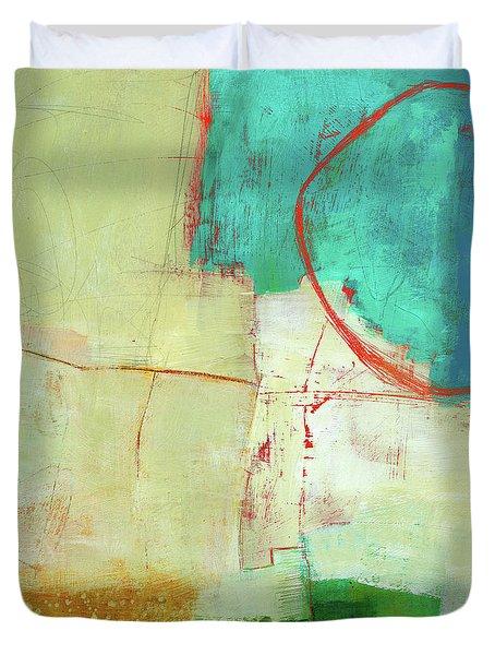 Coastal Fragment #7 Duvet Cover