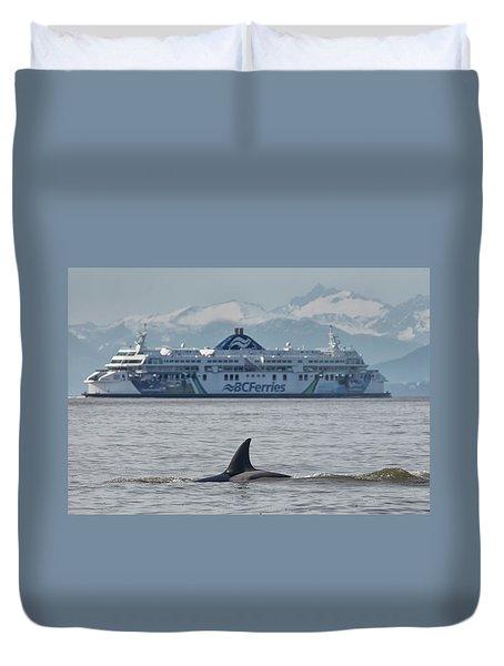 Coastal Inspiration Duvet Cover