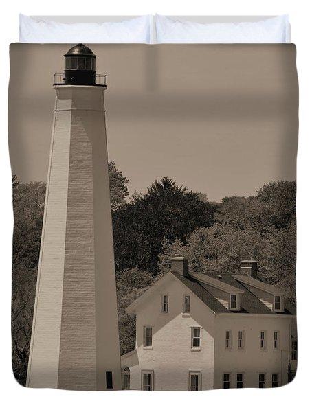 Coastal Lighthouse 2 Duvet Cover