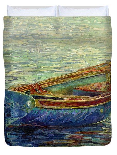 Coastal Lullaby Duvet Cover
