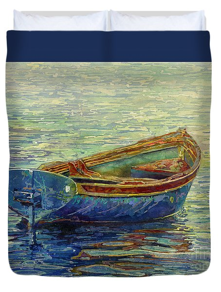 Coastal Lullaby Duvet Cover