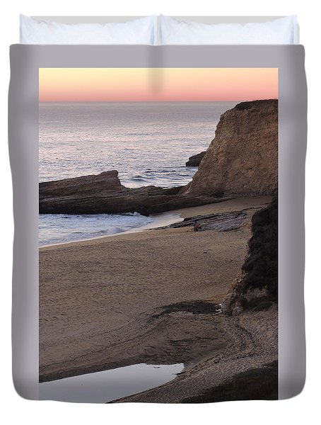 Coastal Tide Pool Duvet Cover