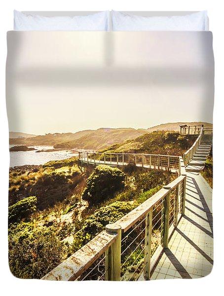 Coastal Way Duvet Cover
