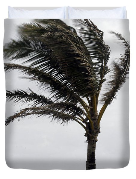 Coastal Winds Duvet Cover