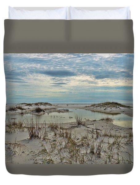 Coastland Wetland Duvet Cover