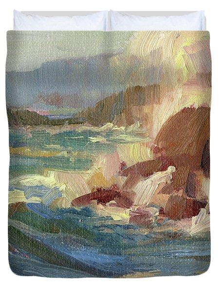 Coastline Duvet Cover