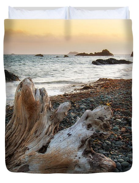 Coastline Duvet Cover